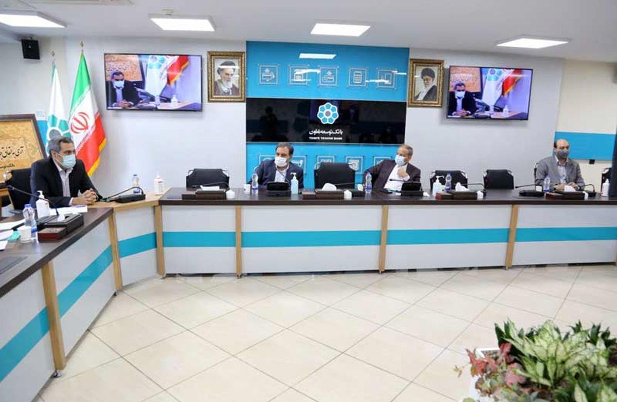 تامین مالی طرحهای مهم استان لرستان به میزان 2150 میلیارد ریال توسط بانک توسعه تعاون