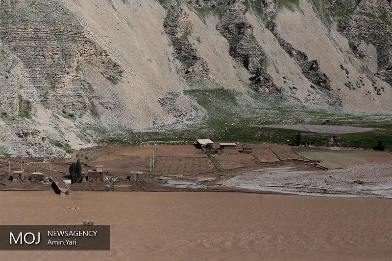 اقدامات انجام شده قرارگاه پدافند هوایی ارتش در مناطق سیل زده