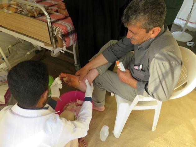 تیم های پزشکی هرمزگان به 7 هزار زائر کربلا خدمات درمانی ارائه کردند