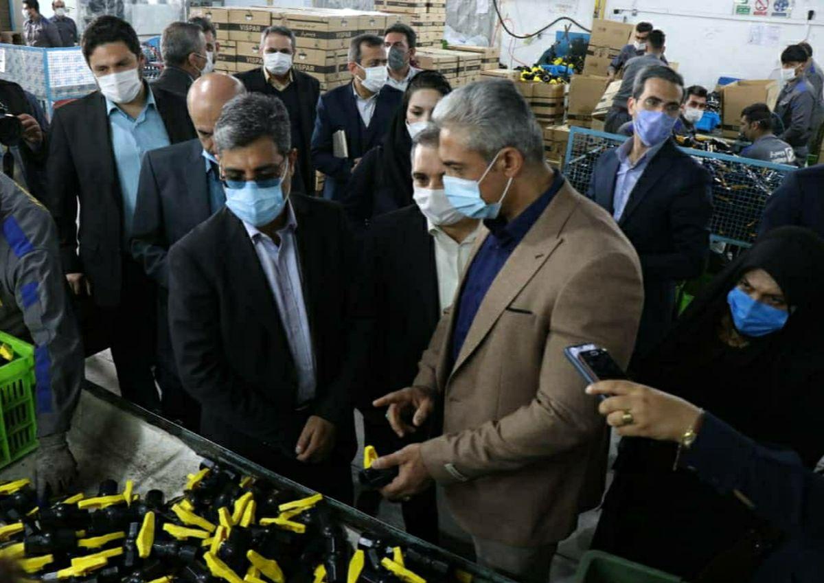 ۵۷ واحد راکد در استان همدان به چرخه تولید بازگشته است