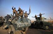 آزادسازی مناطق «العروبه» و «الصناعیه» در غرب موصل