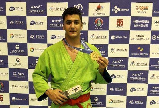 دومین مدال طلای ایران در مسابقات هنرهای رزمی جوانان جهان به دست آمد