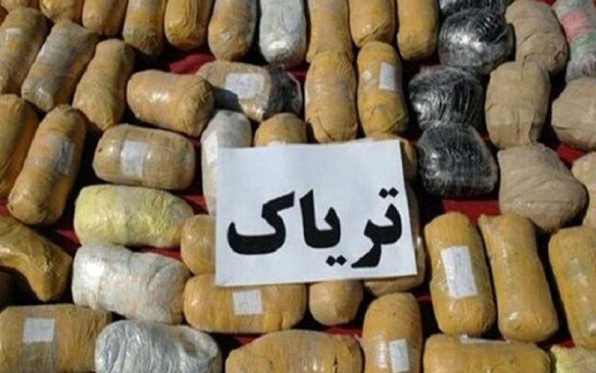 کشف بیش از یک تن مواد مخدر در درگیری مسلحانه در سراوان
