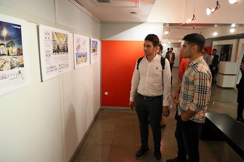طرح های برتر و برگزیدگان دومین مسابقه  طراحی معماری معرفی شدند