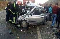 سه نفر در تصادفات جاده ای امروز کشته شدند