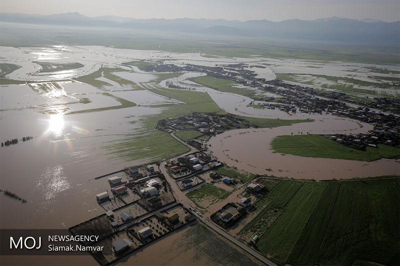 اگر سیلاب وارد آق قلا و روستاها میشد فاجعه به بار می آورد
