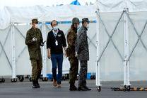 ژاپن از ابتلای 150 نفر به ویروس کرونا در این کشور خبر داد