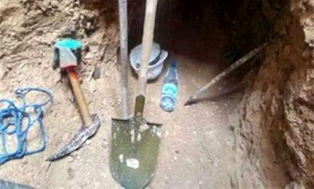 دستگیری 6 حفار آثار باستانی در شهرستان کلاردشت