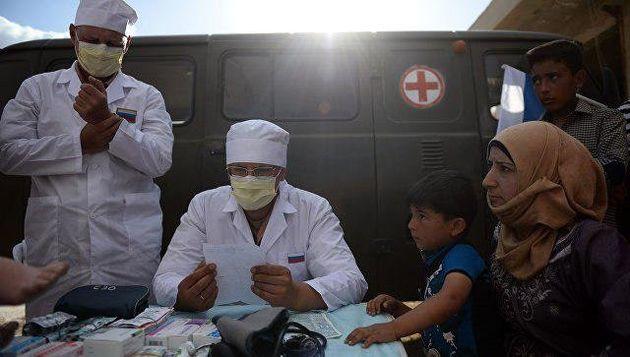 سوریه خواهان داروهای ساخت روسیه است