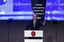 رابطه اظهارات اردوغان یادآور دم خروس است