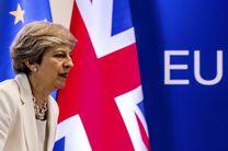 ترزا می از اروپا دست خالی بازگشت