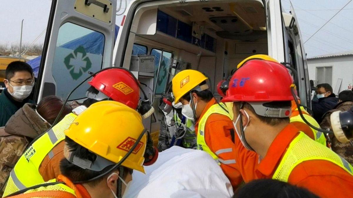 کشف اجساد ۹ کارگر در معدن طلای چین