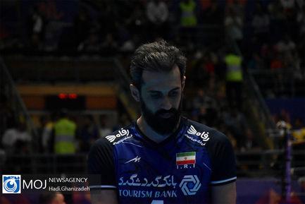 مروری بر هفته چهارم لیگ ملتهای والیبال ۲۰۱۹ / سعید معروف بازیکن تیم ملی والیبال ایران