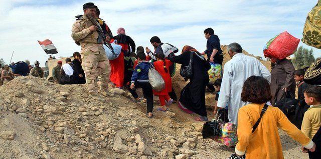 ۵۰ درصد از آوارگان عراقی به خانههایشان بازگشتند