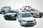 قیمت خودروهای داخلی 25 فروردین 98