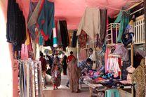 سد معبر گریبان گیر شهروندان مینابی/لزوم ایجاد بستر مناسب و ساماندهی دستفروشان