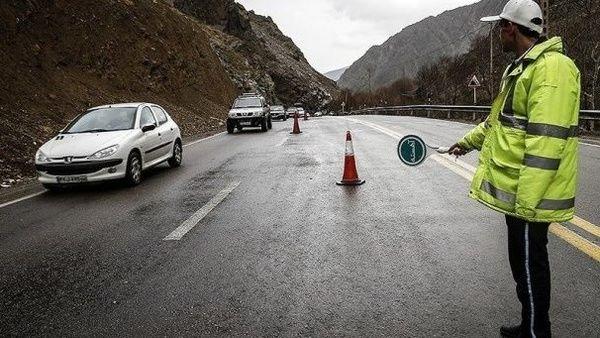 آخرین وضعیت جوی و ترافیکی جاده ها در 18 آبان اعلام شد