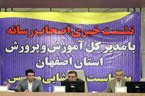 دولت فقط ۱۰ درصد از سرانه مدارس اصفهان را پرداخت می کند