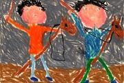 نقاشان کوچک کرمانشاهی جایزههای اول بنیاد صلح و همکاری اسپانیا را کسب کردند