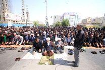 اقامه نماز ظهر عاشورا شعور و غیرت دینی است/ برگزاری نماز در تمامی شهرهای هرمزگان