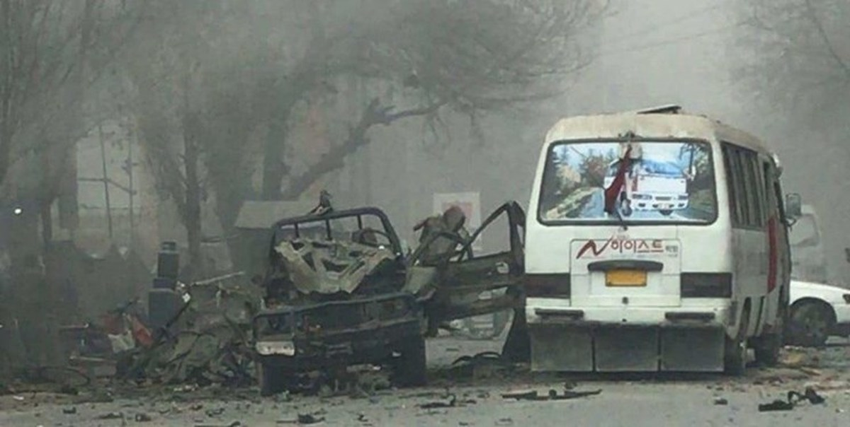 وقوع ۲ انفجار مرگبار در پایتخت افغانستان