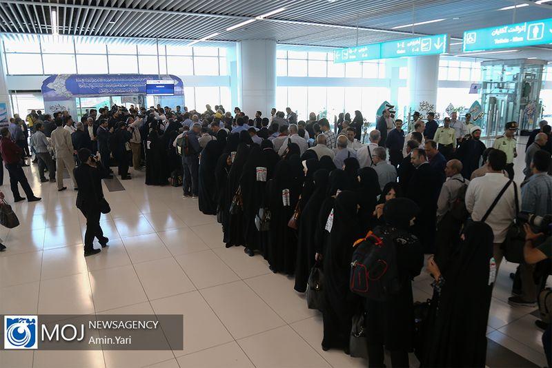 زمان بازگشت حجاج ایرانی به کشور مشخص شد