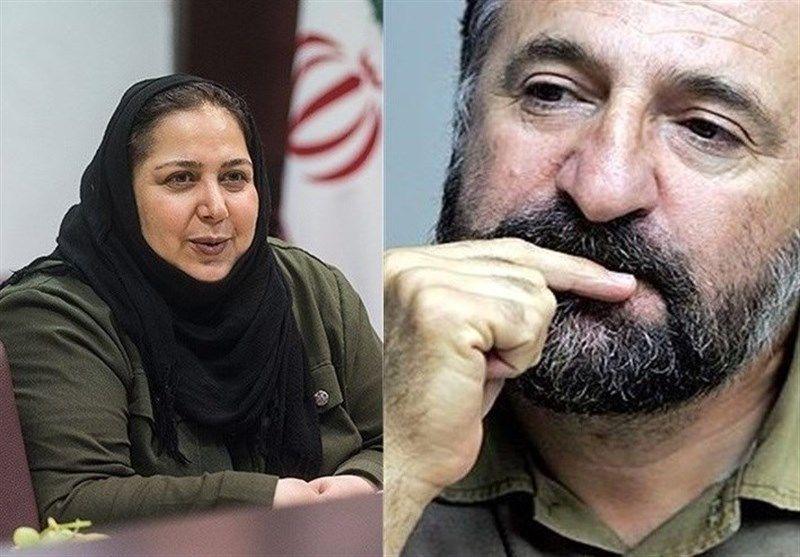 شهره لرستانی و مهران رجبی بازیگر سریال محکومین شدند