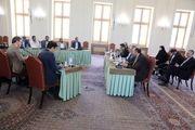 نشست سه جانبه ایران، انصار الله یمن و سفرای E4 برگزار شد