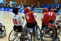 تیم ملی بسکتبال با ویلچر بانوان ایران برابر تایلند به برتری رسید