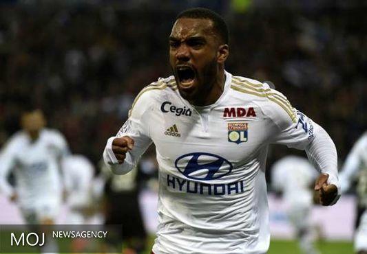 باشگاه لیون پیشنهاد ۳۵ میلیون یورویی آرسنال را رد کرد
