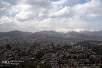 کیفیت هوای تهران در 17 اردیبهشت 98 سالم است