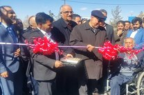 افتتاح 5 پروژه گازرسانی همزمان با دهه مبارک فجر در شهرستان شهرضا
