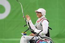 نعمتی: ورزش یکی از بهترین راههای شکست معلولیت است