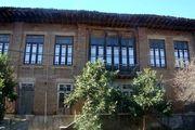 بنای ثبتی گوهرتاج خانم در املش طمعه حریق شد
