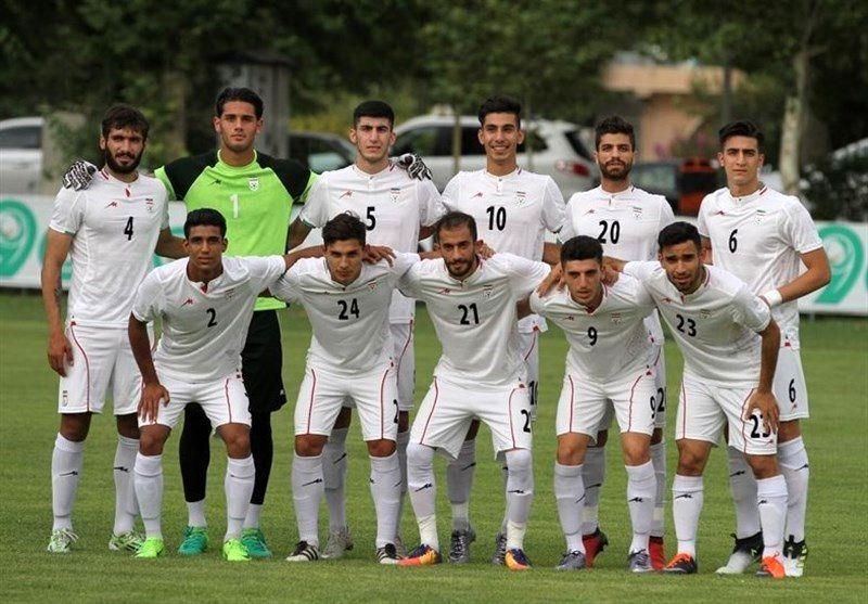 تیم امید ایران حذف شد