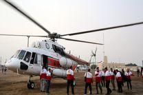 اسکان اضطراری تیم های ارزیاب و امدادی در روستاهای زلزله زده هرمزگان