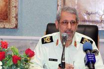 تمهیدات ویژه پلیس برای تعطیلات آخر هفته در اصفهان