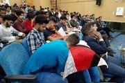 اعتراض دانشجویان مینابی نسبت به مشکلات اقتصادی و معیشتی