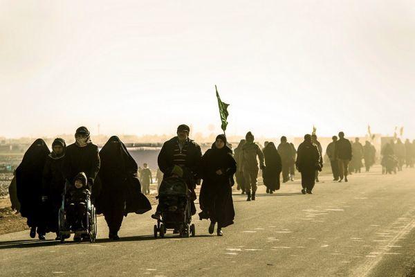 گرد و خاک خوزستان زائر شیرازی را به مقصد نرساند