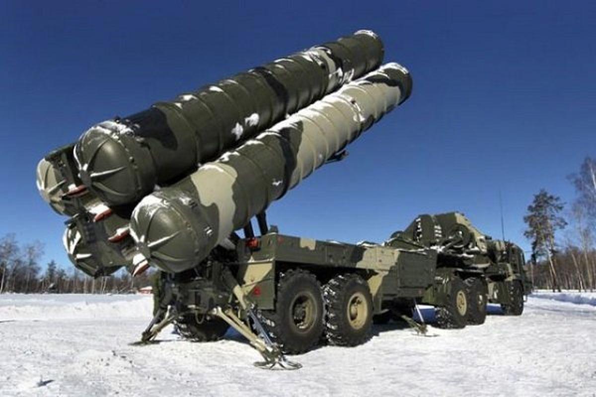موشک های اس 400 به ترکیه می رسد