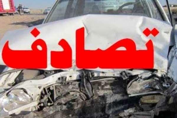 عدم توجه به جلو راننده سواری پراید منجر به فوت عابر گردید