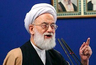 آیت الله امامی کاشانی خطیب نماز جمعه این هفته تهران