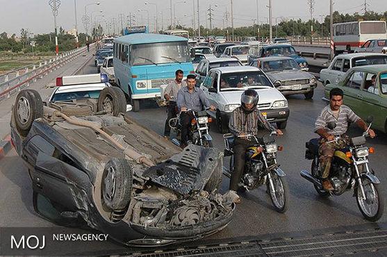 ۲۹۷ کشته در حوادثرانندگی عید فطر سال گذشته