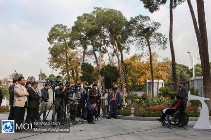 نشست خبری سخنگوی دولت - ۱۳ آذر ۱۳۹۸