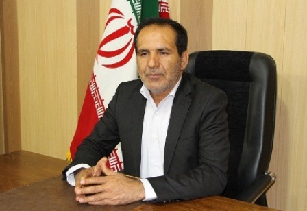 احمد محمودی سرپرست فرمانداری شهرستان بشاگرد شد