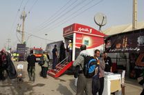ارائه خدمت 24 ساعته بانک شهر برای زوار اربعین در کرمانشاه