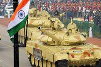 افزایش خرید تسلیحاتی هند