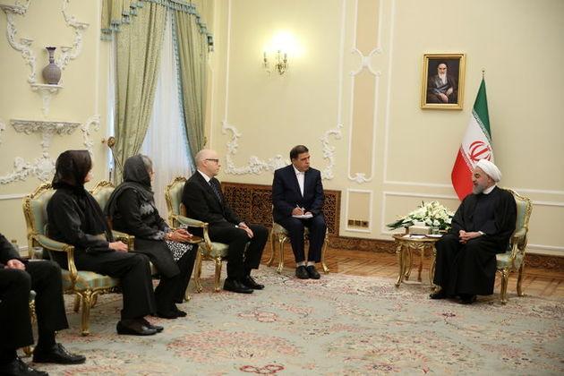 ایران آماده توسعه و تقویت همه جانبه مناسبات با سریلانکا است