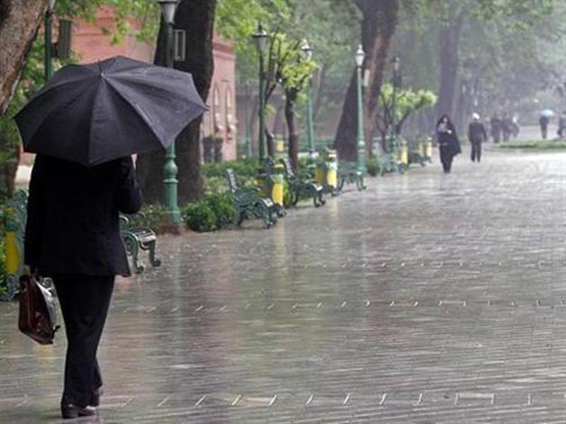 احتمال بارش شدید باران و وقوع سیلاب در تهران