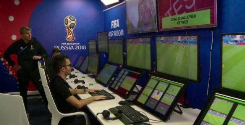 داوران ویدئویی بازی ایران و مراکش مشخص شدند